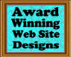 Contact us for a web site guaranteed to win some awards!